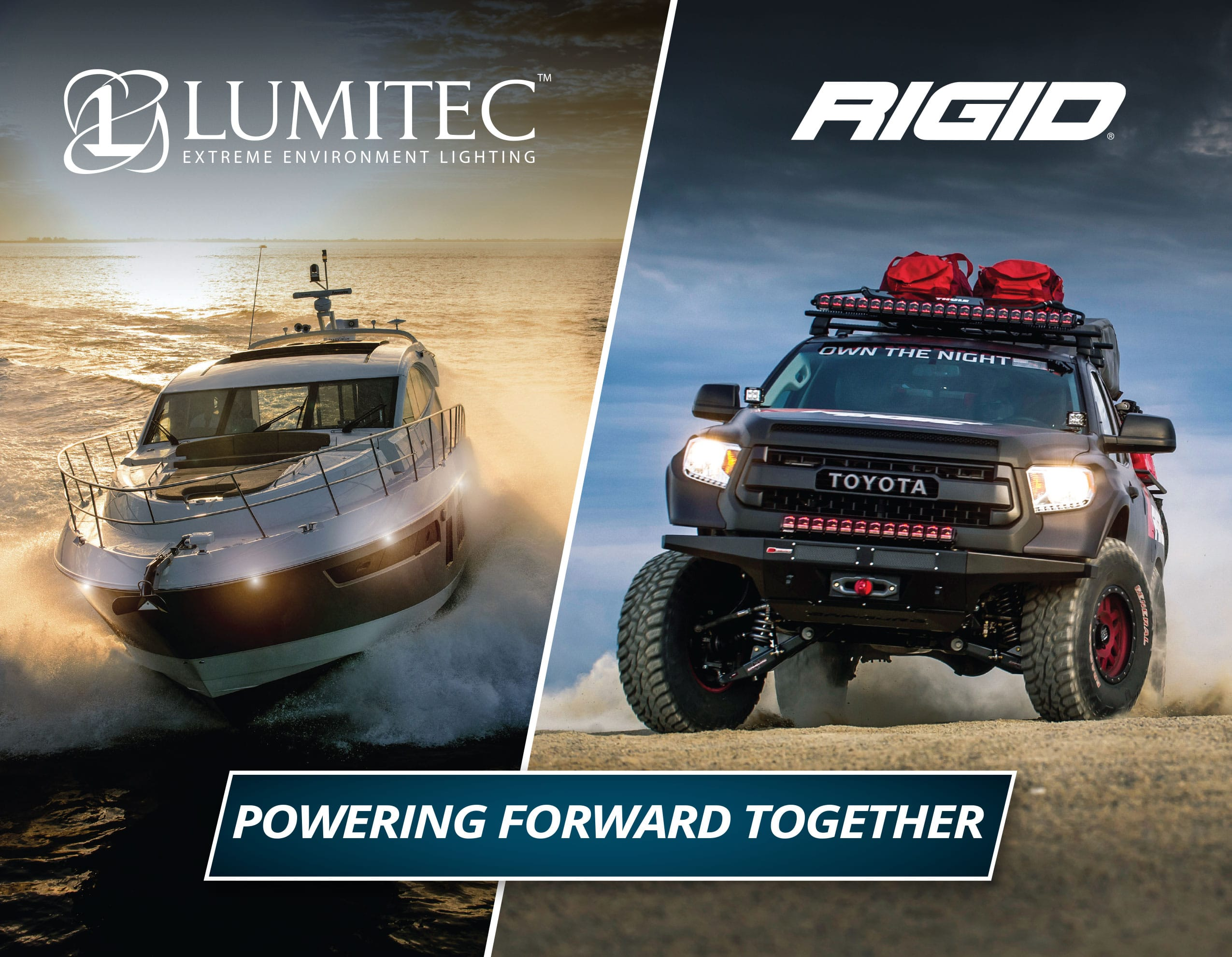A New Partnership in Extreme Lighting